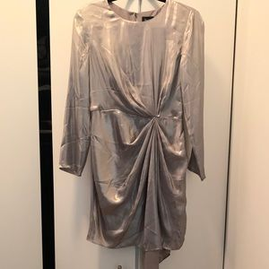 *holiday sale* Silver dress